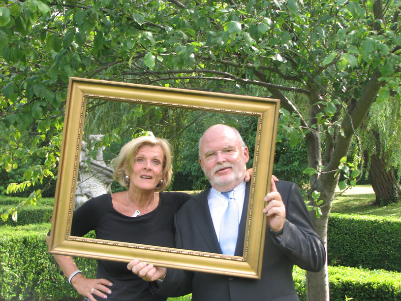 Carina & Klaus heiraten...